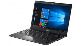 NB Fujitsu Lifebook U938 Black, Intel Core i7-8650U up to 3.9GHz 8MB; 33.8 cm (13.3') FHD Anti-Glare; 12 GB DDR4 2133 MHz (8GB mod.+4GB onb.); SSD M.2 SATA III 512GB SED; Antennas for WLAN; Intel Dual Band Wireless-AC8265 + BT; No LTE; 2x digital arr