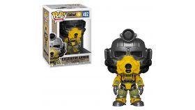 Фигурка Funko POP! Games: Fallout 76 - Excavator Armor #482