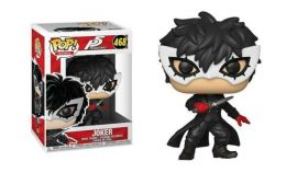 Фигурка Funko POP! Games: Persona 5 - Joker #468