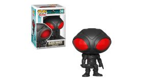 Фигурка Funko POP! Heroes: DC Comics Aquaman - Black Manta #248