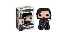 Фигурка Funko POP! Television: Game of Thrones Jon Snow #07
