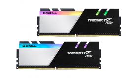 Памет G.SKILL Trident Z Neo RGB 32GB(2x16GB) DDR4 PC4-32000 4000MHz CL16 F4-4000C16D-32GTZN