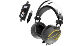 7.1-канални геймърски слушалки Gamdias HEBE M1 RGB