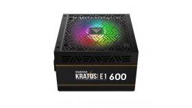 RGB захранващ блок Gamdias Kratos E1 600W
