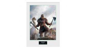 Постер GBEye Assassins Creed Valhalla - Gold Edition Framed Print Poster