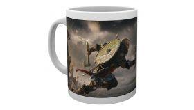 Чаша GBEye Assassins Creed Valhalla - Ancaster Fortress Mug
