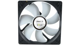 GELID Silent 12 120mm low noise fan-1000 RPM 20.2 dBA