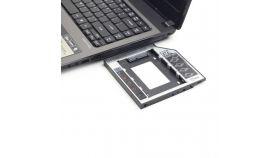"""Адаптер Bay 2.5"""" HDD/SSD to notebook DVD 9.5 mm"""
