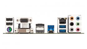 Дънна платка GIGABYTE B460M-D3H 1.0, Socket 1200 (400 Series), 4 x DDR4