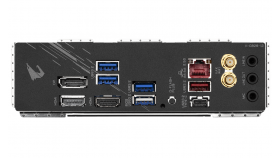 Дънна платка GIGABYTE B550I AORUS PRO AX, WI-FI, Socket AM4, 4 x DDR4, RGB Fusion 2.0