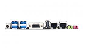 Дънна платка GIGABYTE GA-N3160TN, Intel Quad-Core Celeron® N3160 SoC, Mini ITX, Dual Lan
