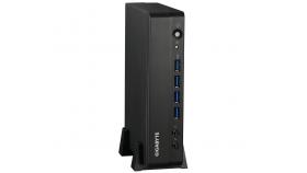 Настолен компютър Gigabyte Brix BSi3-1115G4, Intel® Core™ i3-1115G4, 2 x SO-DIMM DDR4, M.2 SSD, WI-FI 6 + BT 5.2, черно