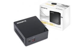 Настолен компютър Gigabyte Brix BKi5HA-7200, Intel® Core™ i5-7200U, 8GB DDR4, 240GB SSD,USB Type-C™, WF+BT, черен