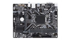 GIGABYTE H310M H 1.1 LGA1151 DDR4 4xSATA HDMI D-Sub Realtek ALC887 Realtek GbE LAN mATX MB