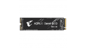Solid State Drive (SSD) Gigabyte AORUS, 500GB, NVMe, PCIe Gen4 SSD