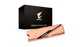 Solid State Drive (SSD) Gigabyte AORUS 2TB NVMe PCIe Gen4 SSD