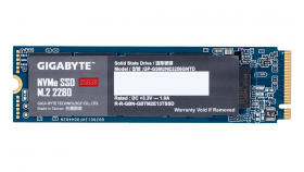 Solid State Drive (SSD) Gigabyte M.2 Nvme PCIe SSD 512GB