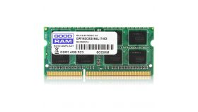 SODIMM DDR3 4GB PC3-12800 GOODRAM 1,35V 512x8