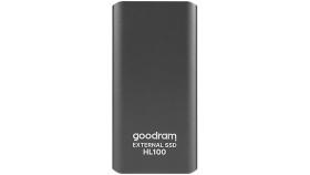 GOODRAM HL100 1TB SSD, SATA 6 Gb/s, Read/Write: 450 / 420 MB/s