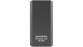 GOODRAM HL100 512GB SSD, SATA 6 Gb/s, Read/Write: 450 / 420 MB/s
