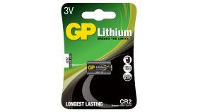 Батерия литиева Фото GP CR-2 3V
