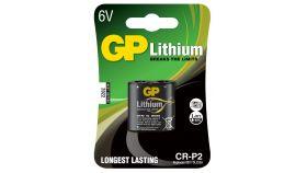 Фото литиева батерия GP CR-P2, 6V