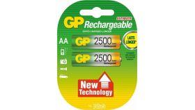 Акумулаторна Батерия GP R6 AA 2500mAh NiMH 2 бр. 250AAHC-UC2 GP