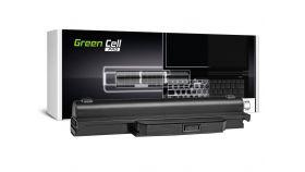 Батерия  за лаптоп Asus K53 K53E K53S K53SV X53 X53S X53U X54 X54C X54H 11.1V 6600mAh GREEN CELL