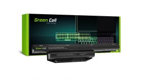 Батерия за лаптоп  Fujitsu LifeBook A514 A544 A555 AH544 AH564 E547 E554 E733 E734 E743 E744 E746 E753 E754 S904  10.8V 4400mAh GREEN CELL