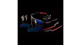 Компютърни очила GUNNAR Lightning Bolt 360 Onyx, Amber, Sun, GUNNAR