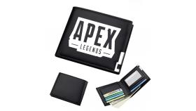 Портфейл Apex Legends черно лого