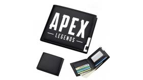 Портфейл Apex Legends Бяло лого