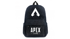 Раница Apex Legends Logo, Черна