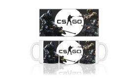 CS:GO чаша с лого