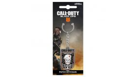 "Ключодържател GAYA Entertainment Call of Duty Black Ops 4 Keychain ""Patch"""