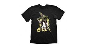 Тениска Dark Souls 3 Men's Mighty Goliath Big Boss, Gaya Entertainment, M