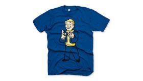 Fallout T-Shirt Vault Boy Charisma, Size XL