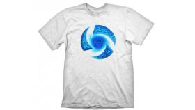 Heroes of the Storm T-Shirt Symbol White, Size M