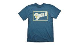 Team Fortress 2 T-Shirt - BLU, Size L