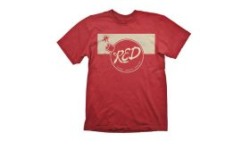 Team Fortress 2 T-Shirt - RED, Size L