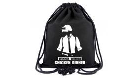 Раница мешка PUBG Chicken Dinner
