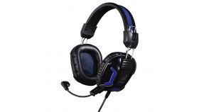 "Hama ""uRage SoundZ Essential"" black геймърски слушалки с микрофон"