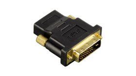 Преходник DVI-D мъж /HDMI--женско