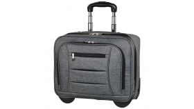 "Куфар за лаптоп HAMA Business, до 40 см, 15.6"", Сив"