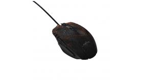 Геймърска мишка HAMA uRage Morph Rusted оптична, USB, Черен