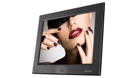 """Цифрова фото рамка HAMA 8SLB 95290, 8"""", Slim, HD, Черен"""