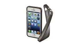 "Гръб ""Crystal"" за Apple iPhone 5/5s/SE, Сив"