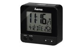 Радио часовник HAMA RC 540, Черен