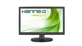 Монитор HANNSPREE HE196APB, TFT, 18.5 inch, Wide, WXGA, D-Sub, Audio, Черен