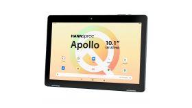 "Таблет HANNspree Pad Apollo, 10.1"", Quad Core 2.0 Ghz, 3GB RAM, 32GB, Wi-Fi, Bluetooth, IPS, Черен"